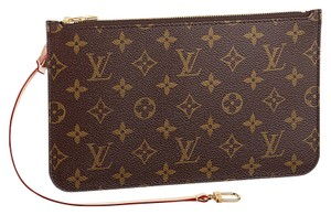 Louis Vuitton BRAND NEW MADE IN SPAIN Monogram MM GM Wrislet