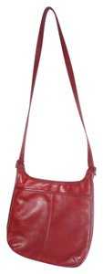 Giani Bernini Vintage Shoulder Leather Ourse Cross Body Bag