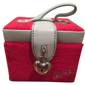 Juicy Couture JUICY Terry and Leather Jewelry Box