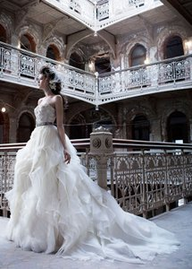 Lazaro Lazaro 3153 Wedding Dress