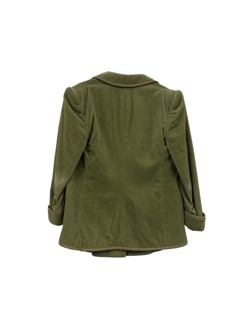 Valentino VALENTINO MISS V SAGE GREEN SKIRT SUIT