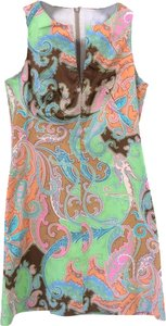 Shoshanna short dress Multi on Tradesy