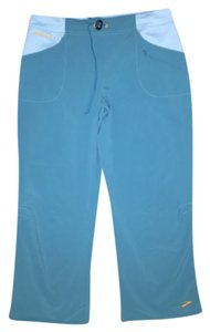 Brooks Capris Blue