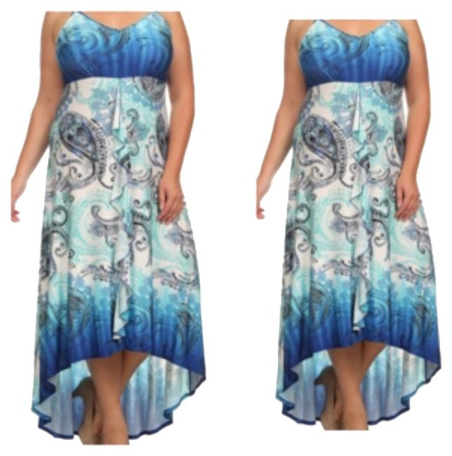 Preload https://img-static.tradesy.com/item/10271611/blue-casual-maxi-dress-size-28-plus-3x-0-1-650-650.jpg