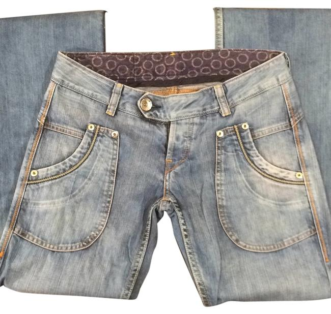 Preload https://item5.tradesy.com/images/replay-low-waist-hippie-light-wash-boot-cut-jeans-size-27-4-s-10272214-0-2.jpg?width=400&height=650