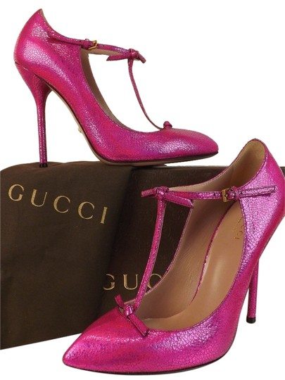 Preload https://img-static.tradesy.com/item/10272403/gucci-fuchsia-beverly-cracked-leather-t-strap-knotted-7-pumps-size-eu-37-approx-us-7-regular-m-b-0-1-540-540.jpg