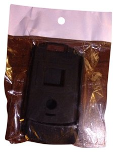 Other New black silicone rubber case for razor cell phone