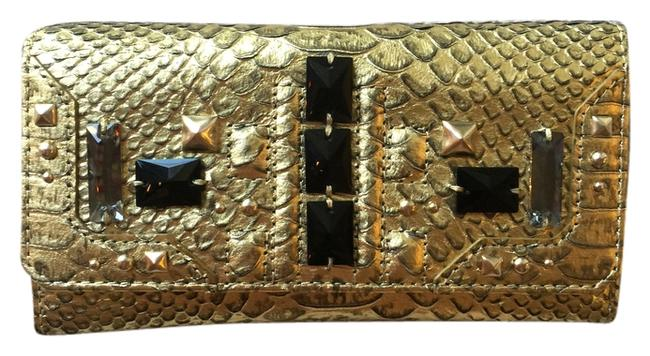 Item - Gold With Jewels Wallet