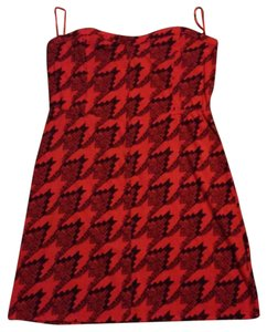 Volcom short dress Red on Tradesy