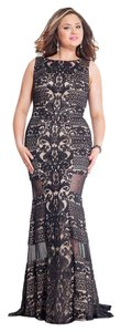 Rachel Allan Plus-size Dress