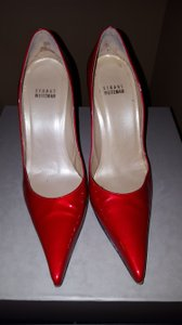 559b1dbde2c Women's Red Stuart Weitzman Shoes - Up to 90% off at Tradesy