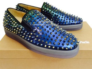 Christian Louboutin AMAZON-TO-OCEAN DGRAD Flats