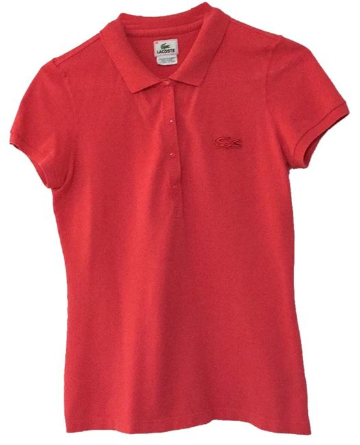 Preload https://item2.tradesy.com/images/lacoste-pink-tee-shirt-size-10-m-10275001-0-1.jpg?width=400&height=650