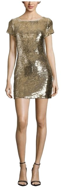 Preload https://item3.tradesy.com/images/ark-and-co-gold-sequin-scoop-neckline-and-v-back-short-cocktail-dress-size-6-s-10276057-0-1.jpg?width=400&height=650