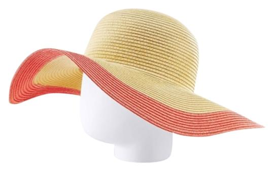 Preload https://item3.tradesy.com/images/ann-taylor-coral-cream-hat-10276207-0-1.jpg?width=440&height=440