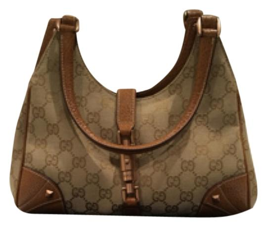 Preload https://item2.tradesy.com/images/gucci-bardot-canvas-brown-and-beige-fabric-leather-hobo-bag-10276591-0-1.jpg?width=440&height=440
