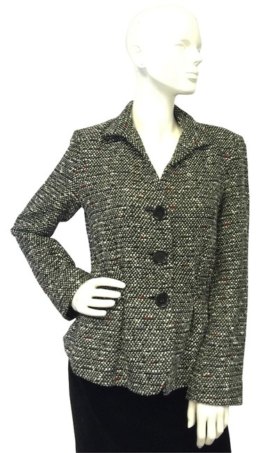 Preload https://img-static.tradesy.com/item/10277074/lafayette-148-new-york-black-and-white-tweed-blazer-size-6-s-0-1-650-650.jpg