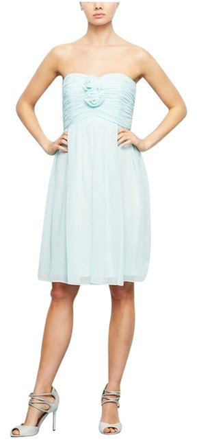 Preload https://item2.tradesy.com/images/donna-morgan-ocean-spray-very-pretty-in-by-knee-length-cocktail-dress-size-4-s-10277296-0-1.jpg?width=400&height=650