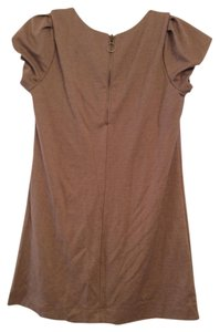 Twenty One short dress Tanish brown Tan Short Pockets on Tradesy