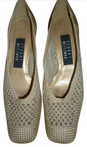 Stuart Weitzman Wheat Pumps