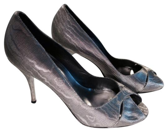 Preload https://item3.tradesy.com/images/stuart-weitzman-metallic-silver-criss-cross-peep-toe-stiletto-formal-shoes-size-us-10-regular-m-b-10279687-0-1.jpg?width=440&height=440