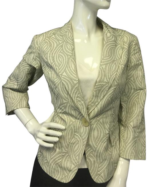 Lafayette 148 New York Dancing In Tan Blazer