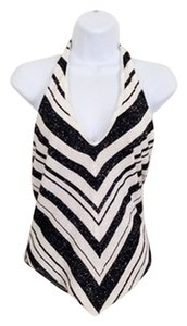 CDC Top Black and White
