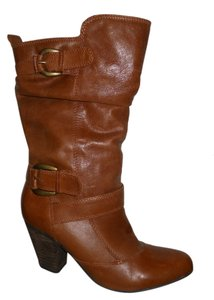 ALDO Leather British tan Boots