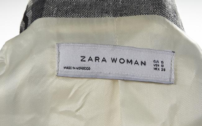 Zara Work mutli/ plaid Blazer