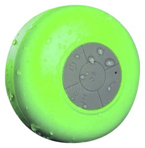 Other Wireless Portable Water Resistant Speaker With Built-In Mic -GREEN