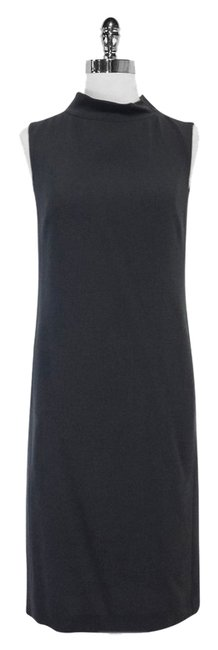 Preload https://item1.tradesy.com/images/max-mara-grey-wool-blend-sleeveless-high-low-formal-dress-size-8-m-10280995-0-1.jpg?width=400&height=650