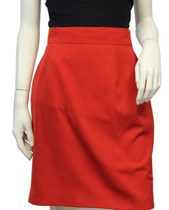 Mondi Vibrant Red Mini Skirt