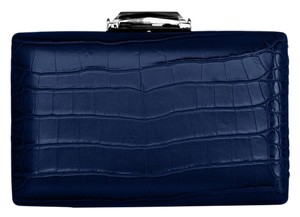 Orly Dark Blue Clutch