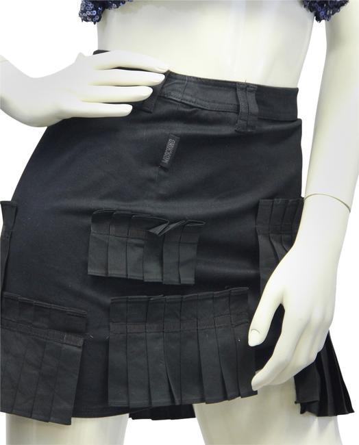 Moschino Flap Skirt Size 8 (M, 29, 30) Moschino Flap Skirt Size 8 (M, 29, 30) Image 1