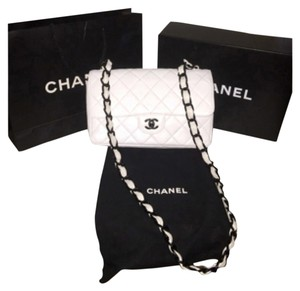 Chanel Lambskin Exclusive Leather Shoulder Bag