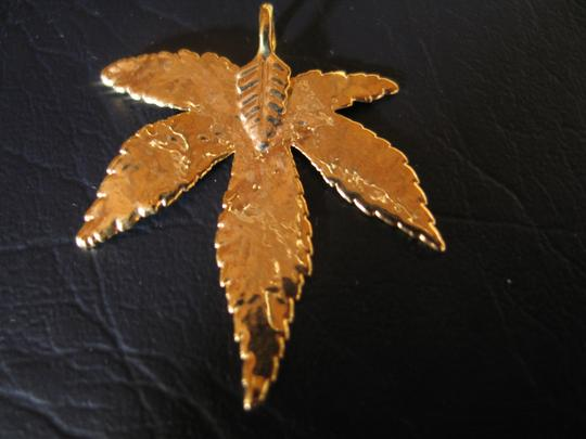 Other Japanese Maple Leaf Pendant or Charm-2