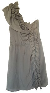 Wish short dress Olive green on Tradesy