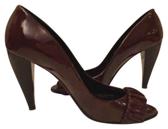 Preload https://item4.tradesy.com/images/burberry-brown-patent-leather-pumps-size-us-85-regular-m-b-10282993-0-3.jpg?width=440&height=440