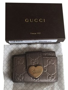 Gucci Chiavi Heart Key Case