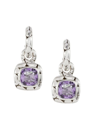 Preload https://img-static.tradesy.com/item/10284199/john-hardy-purple-batu-kali-amethyst-drop-post-sterling-silver-earrings-0-4-540-540.jpg