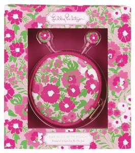 Lilly Pulitzer Lilly Pulitzer Earbuds w/Pouch - Garden by the Sea