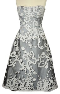 Yoly Muñoz Munoz Embroidered Tulle Dress
