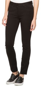 Andrew Marc Skinny Pants Charcoal Gray