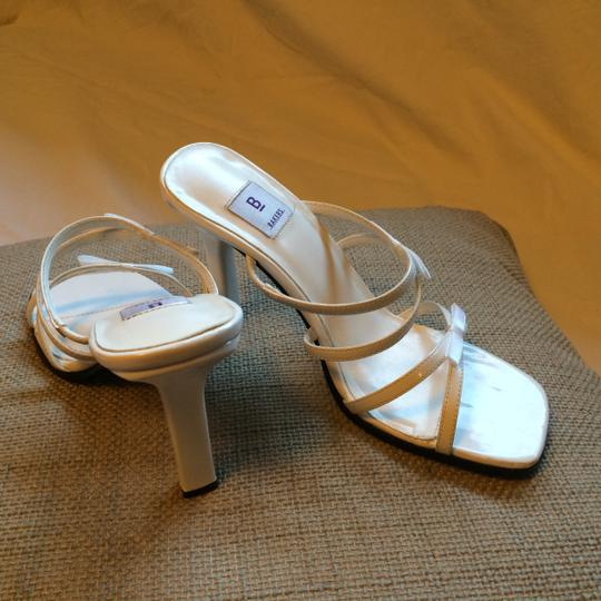 Bakers White Pumps
