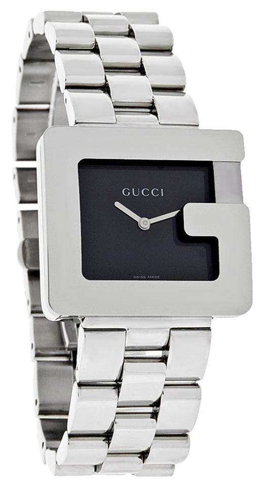 e13d9810dd0 Gucci Gucci 3600M Series Black G-Case Stainless Steel Watch Image 0 ...