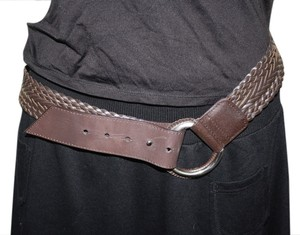 Coldwater Creek COLDWATER CREEK XL HIP BRAIDED BELT