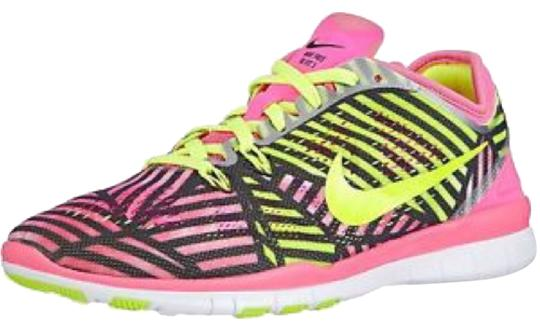 Nike Pink/multi-color Athletic