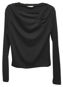 CoSTUME NATIONAL Wool Top Black