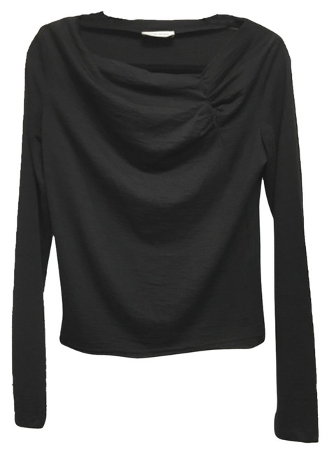 Preload https://item1.tradesy.com/images/costume-national-black-blouse-size-6-s-10285795-0-1.jpg?width=400&height=650