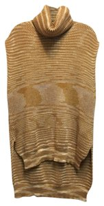 M Missoni Knit Dress Turtleneck Sweater